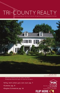 Tri-County Realty Vol 1 Issue 1