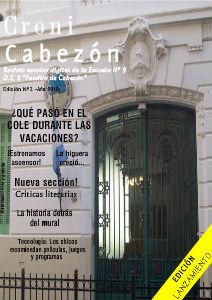 Cronicabezon- Revista Escolar- Mar. 2012