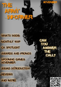 Army Informer October Army Informer November