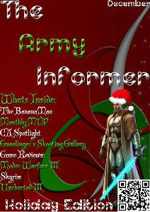 Army Informer October Army Informer December
