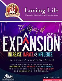 Loving Life Newsletter 2018