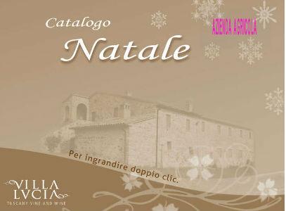 Villa Lucia Cartoni Natalizi Vini
