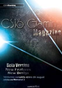 CS16Gaming Magazine BETAv () Jul. 2012