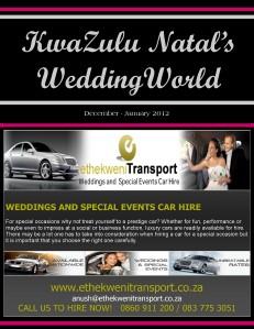 KZN Wedding World Dec-Jan2012