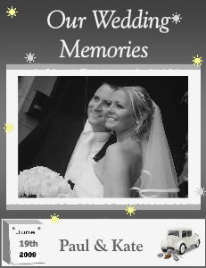 Paul & Kate's Wedding Memories Jul. 2012