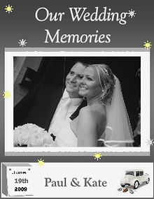 Paul & Kate's Wedding Memories