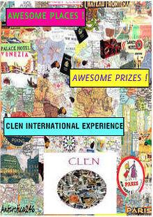 CLEN International Traveling