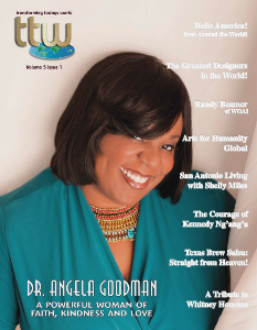 Transforming Today's World Magazine June 2012 Volume 5 Issue 1