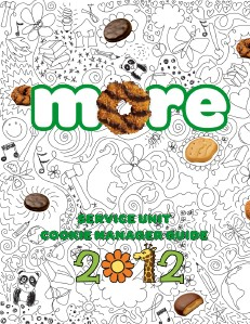 2012 Troop Cookie Manager Guide 2012 Service Unit Cookie Manager Guide