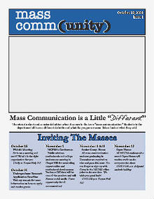 Mass Comm(unity)
