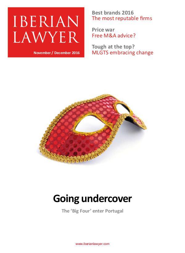 November December 2016 Iberian Lawyer