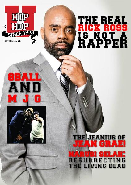 Hip-Hop U - Multimedia Magazine Spring 2014