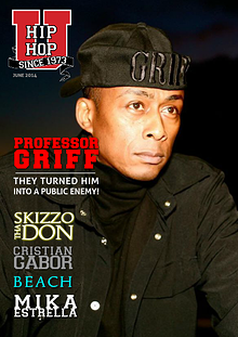 Hip-Hop U - Multimedia Magazine