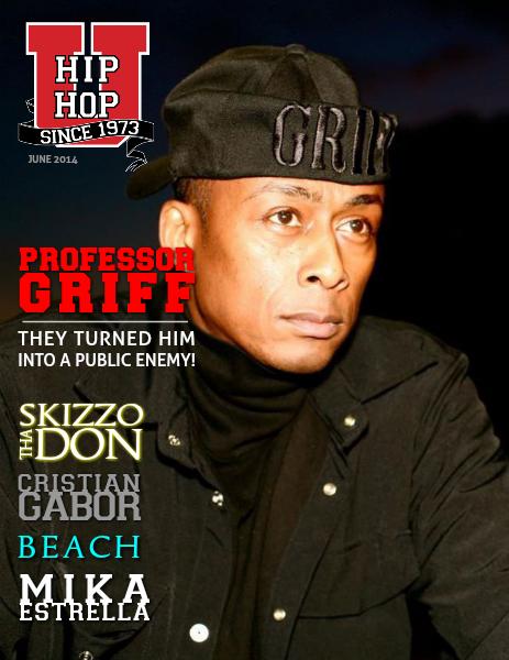 Hip-Hop U - Multimedia Magazine Summer Newsletter Sample #1