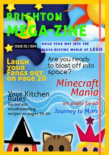 Brighton MEGA-zine Issue 2