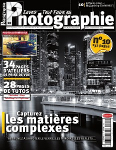 Savoir Tout Faire en Photographie 10 (extrait) Août - Septembre 2013