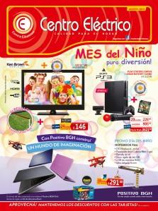Catálogo Centro Eléctrico - Agosto 2013