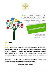 LUNIASM - PROGRAMMA CORSO WEB MARKETING VITERBO