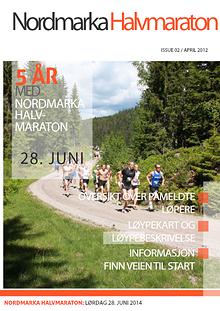 Nordmarka Halvmaraton