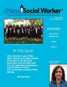 The New Social Worker Vol. 19, No. 3, Summer 2012