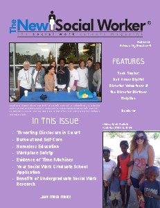 The New Social Worker Vol. 19, No. 4, Fall 2012