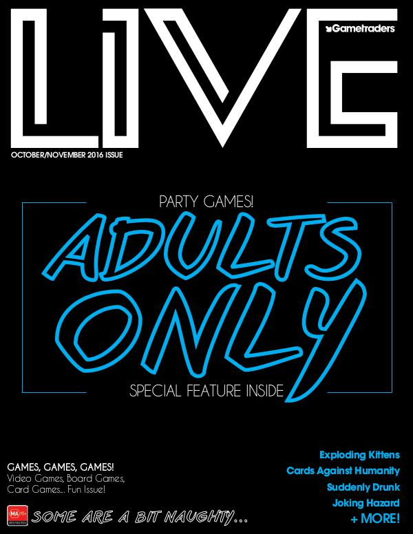 Live Magazine October/November 2016 Live Magazine October Edition