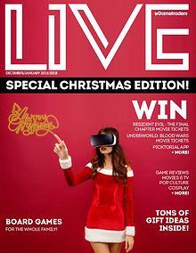 Live Magazine Christmas 2016 ISSUE