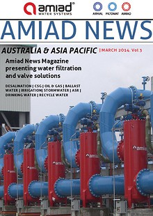 AMIAD - AUSTRALIA & ASIA PACIFIC NEWS - VOLUME 9 - APRIL 2017