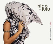 Nico+Lulu: LookBook SP14