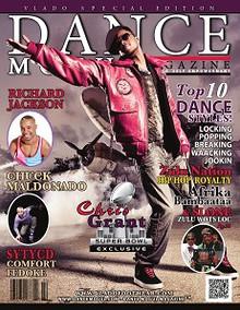 Dance Mogul Magazine Vlado Special Edition
