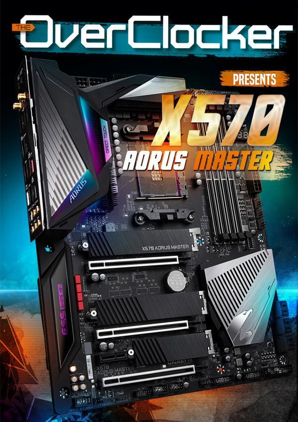 Presents - X570 Aorus Master