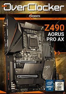TheOverclocker Presents -AORUS Z490 PRO-AX