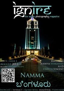 IGNIRE August 13 - Namma Bengaulru