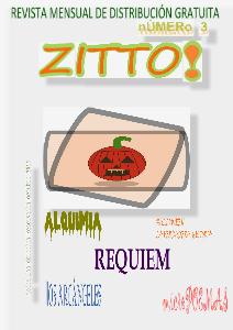 ZITTO ! octubre 2013 Numero 3