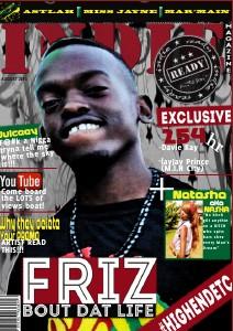 Indie Ready Magazine #1 #IndieReadyMagazine #1 #August2013 #HighEndETC