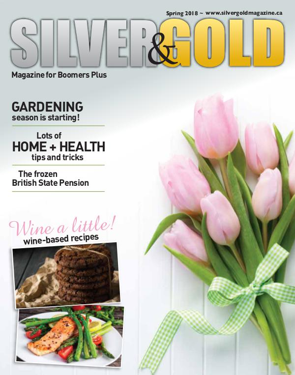 Silver and Gold Magazine Spring 2018