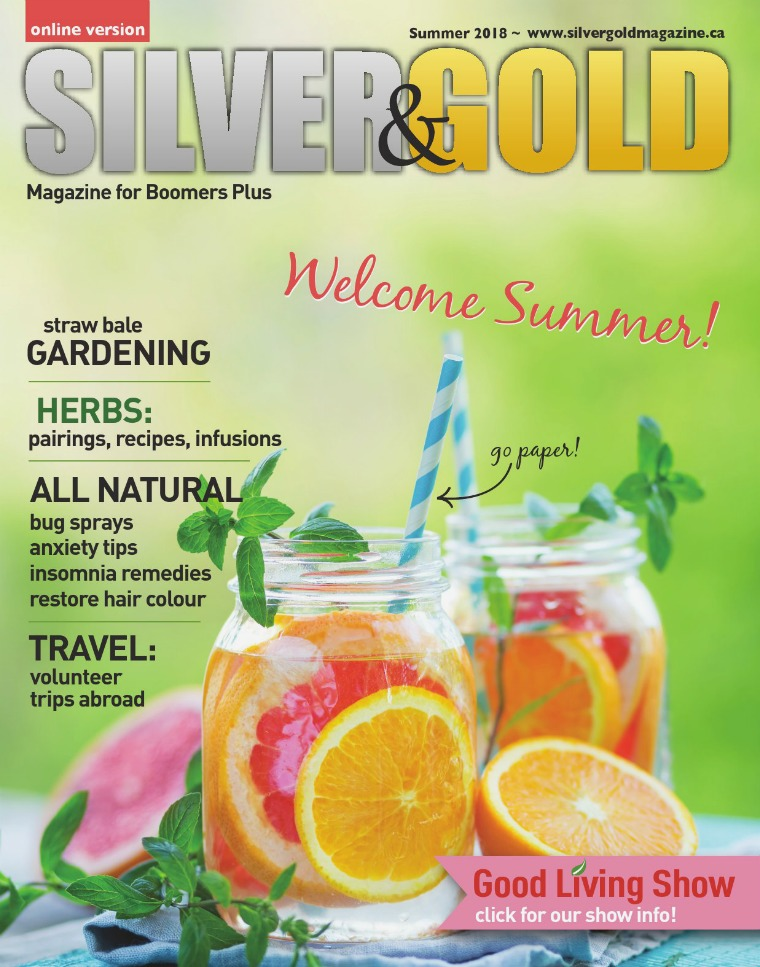 Silver and Gold Magazine Summer 2018