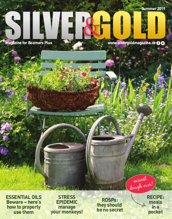 Silver and Gold Magazine Summer 2019