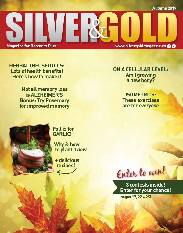 Silver and Gold Magazine Fall 2019