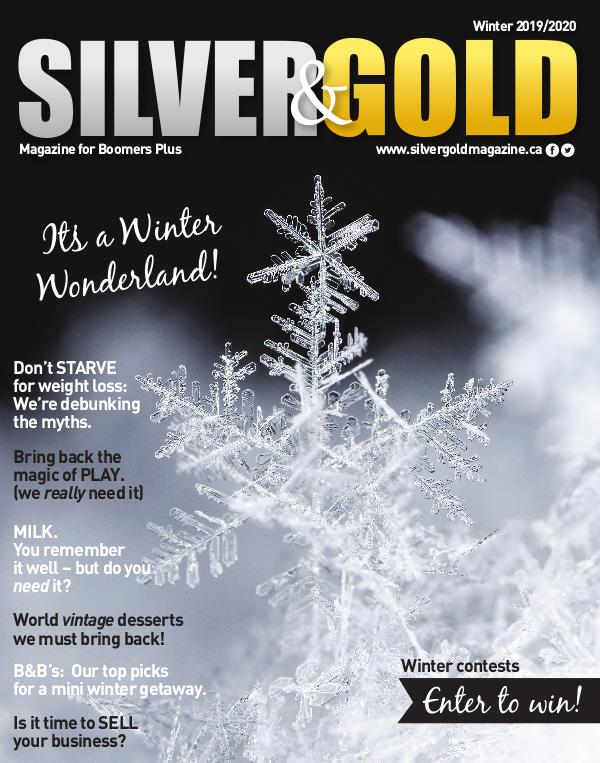 Silver and Gold Magazine Winter 2019/2020