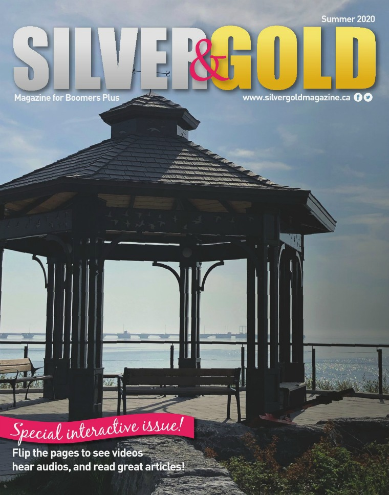 Silver and Gold Magazine Summer 2020