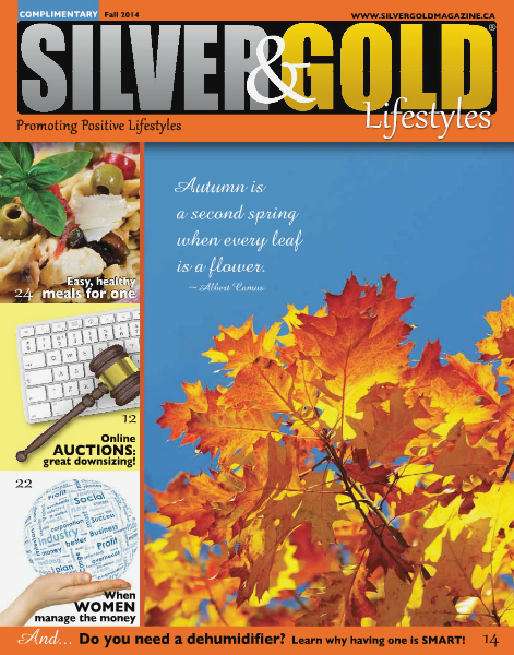 Silver and Gold Magazine Fall 2014