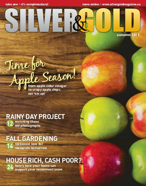 Silver and Gold Magazine Fall 2015