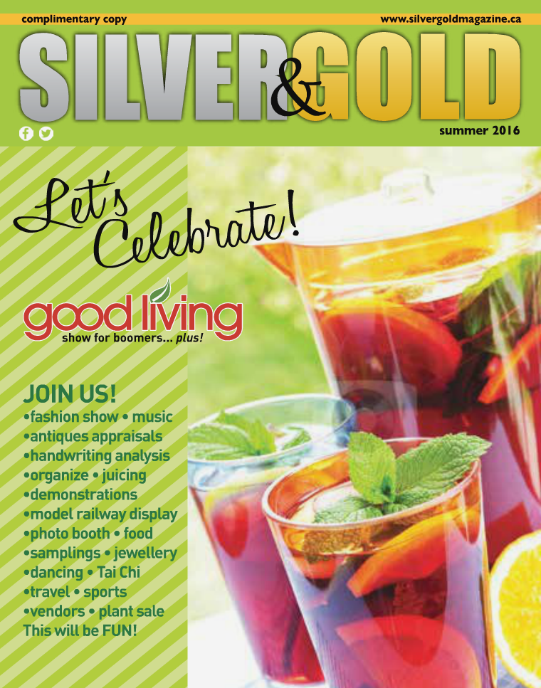 Silver and Gold Magazine Summer 2016