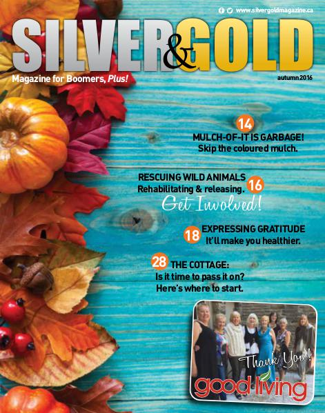 Silver and Gold Magazine Fall 2016