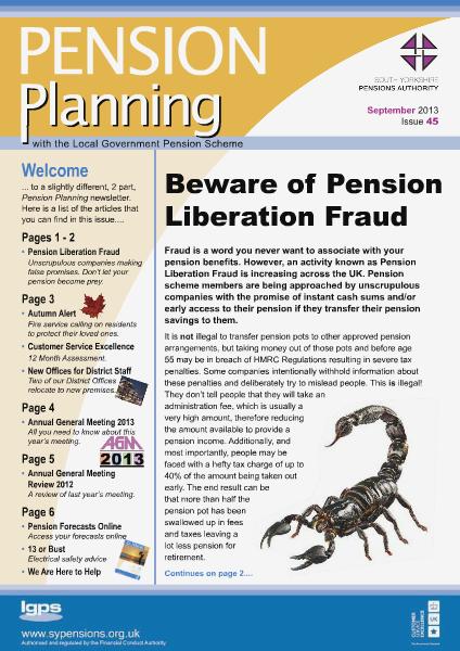 September 2013 Issue 45