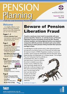 Pension Planning