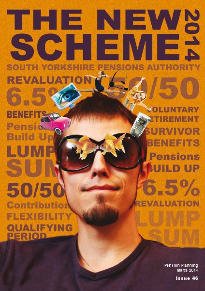 Pension Planning March 2014 Issue 46 (Age 16 - 35 MALE)