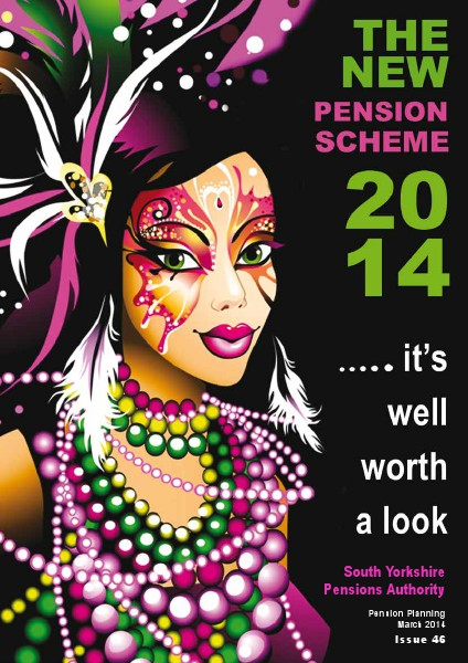 Pension Planning March 2014 Issue 46 (Age 16 - 35 FEMALE)