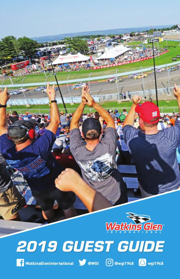 Watkins Glen International Watkins Glen International 2019 Guest Guide